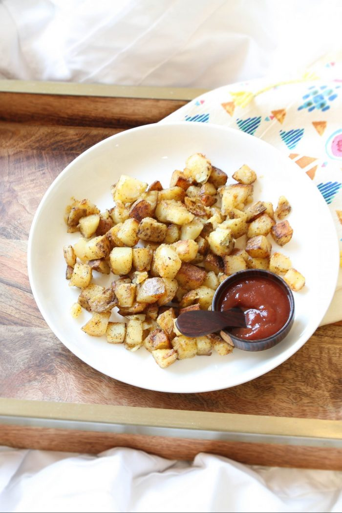 How To Make Diner-Style Breakfast Potatoes
