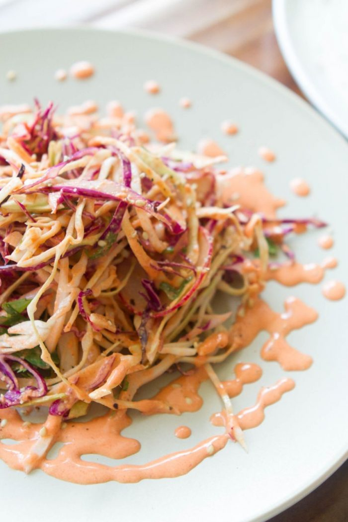 A Thai Cabbage Salad That's Nutrient-Dense & Flavorful