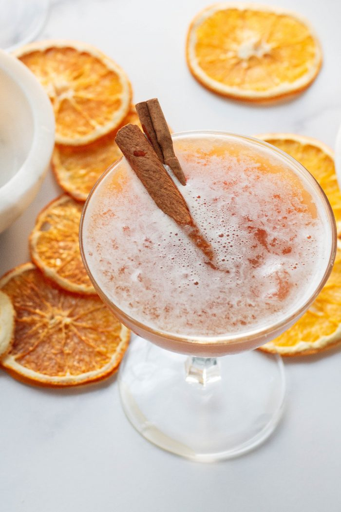 Make This Mock Whiskey Recipe For A Dry January Drink!