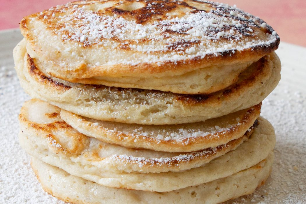 The Fluffy Gluten-Free Pancakes