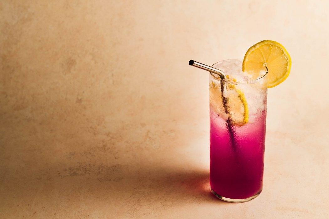 Lavender Lemonade Cooler