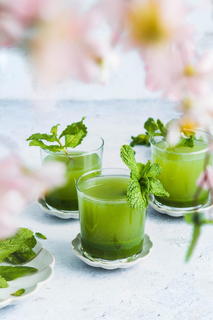 Easy & Flavorful Green Juice recipe