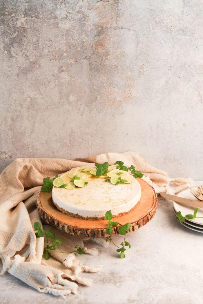 Plant-Based Key Lime Pie Recipe